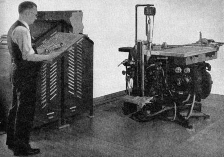 An All-Purpose Linotype Installation