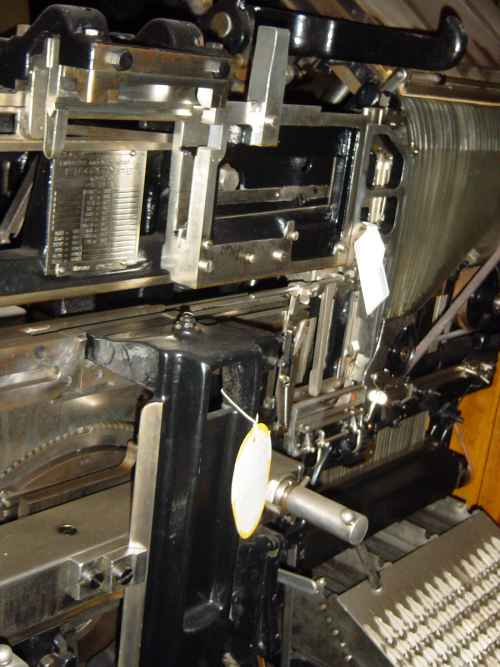 The Linotype Model 4