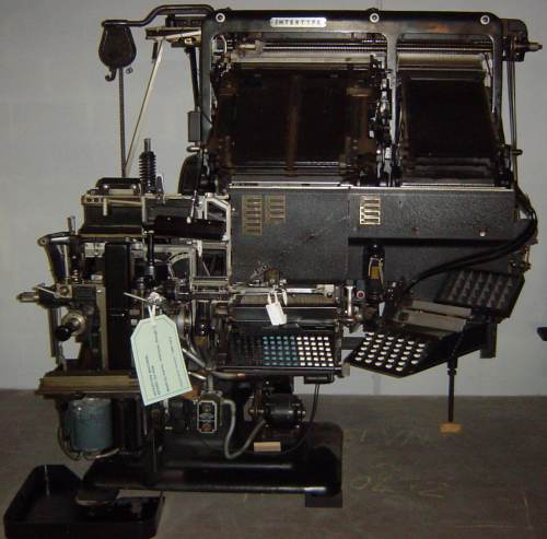 Intertype G4 4SM