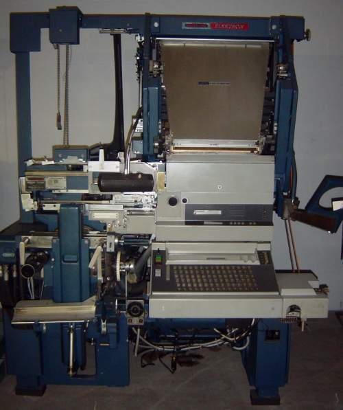 Linotype Electron