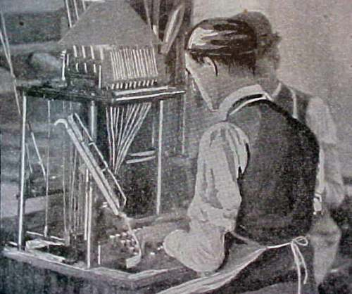 1891 Typesetting Competition