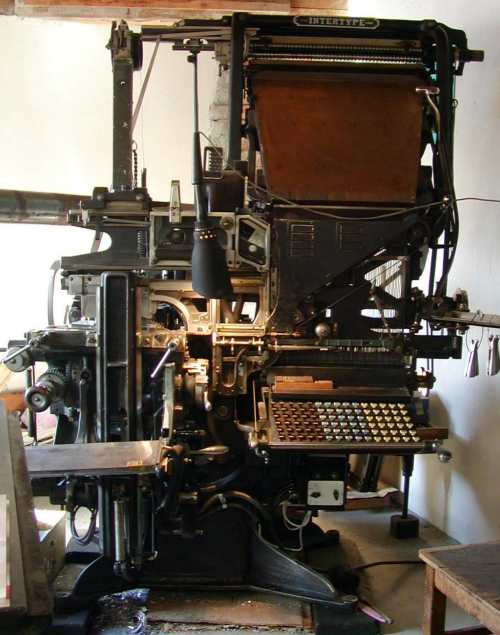 Intertype Model B
