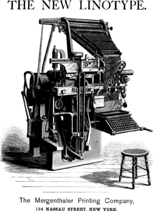 The New Linotype
