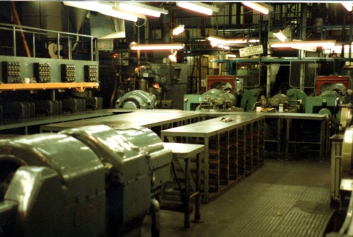 Another general view of the foundry