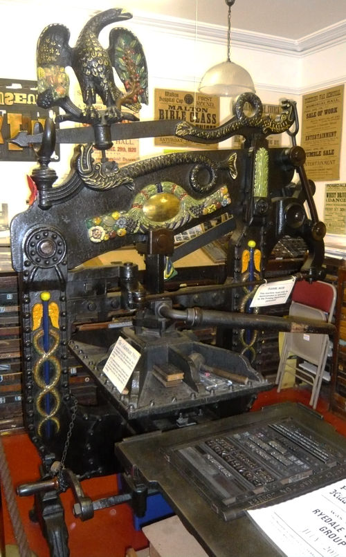 A Columbian Press