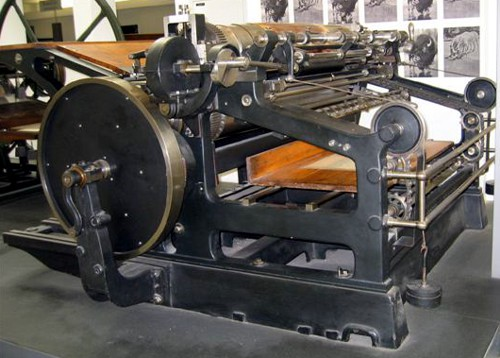 Large Press