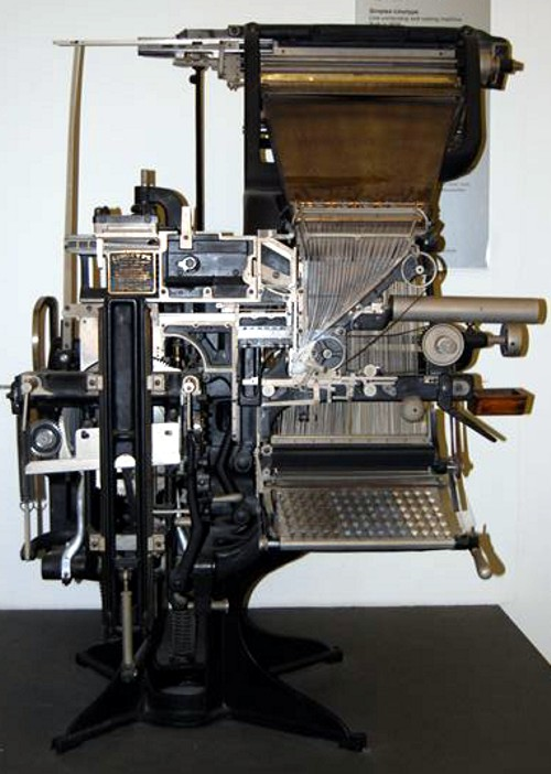 Early Linotype